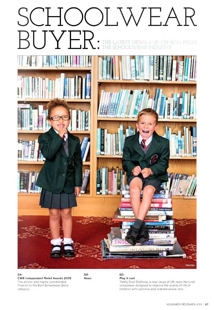 Schoolwear Buyer Cover